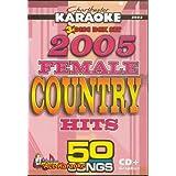 Karaoke: Country Female 2005