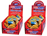 Red Barn Dog Treats Filled Hooves Cheese n' Bacon 50ct (2 x 25ct)