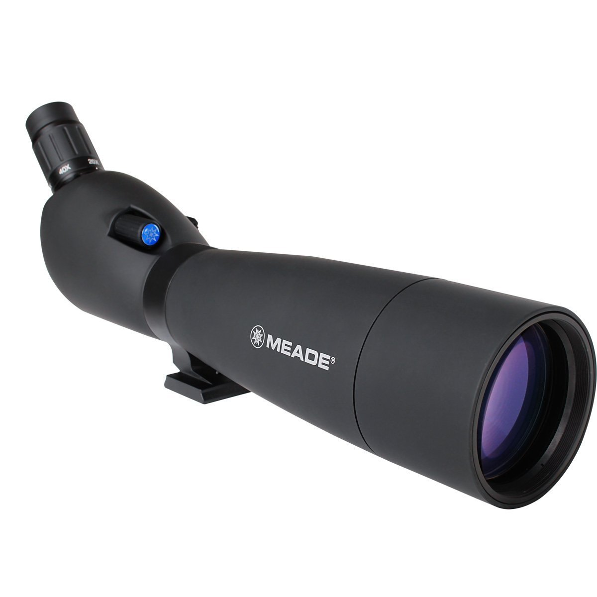 Meade Instruments 126001 Wilderness Spotting Scope - 20-60x80-mm (Black) by Meade Instruments
