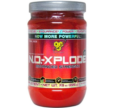 Non-xplode 2,0 Fruit Punch 10 Portions