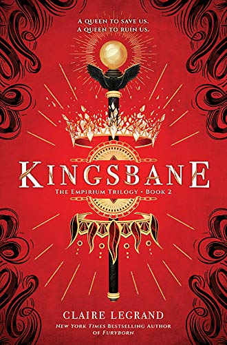 Kingsbane (The Empirium Trilogy Book 2) by [Legrand, Claire]