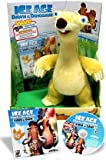 Ice Age Dawn of the Dinosaurs Exclusive Deluxe Plush Sid (Includes Video Game Preview)