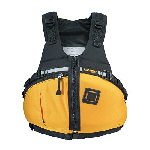 Stohlquist Drifter Personal Flotation Device - Youth Mango, One Size