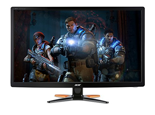 "Acer Gaming 3D Monitor 27"" GN276HL bid 1920 x 1080 144Hz Refresh Rate 1ms Response Time (VGA, DVI & HDMI Ports)"