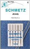 Jean & Denim Machine Needles-Size 18/110 5/Pkg (2 Pack)