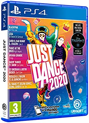 Just Dance 2020 Playstation 4: Amazon.es: Videojuegos