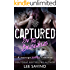 Captured by the Berserkers: A menage shifter romance (Berserker Brides Book 2)