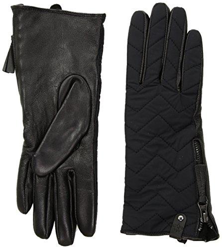 Mackage Women's Piner Gloves, black, S by Mackage