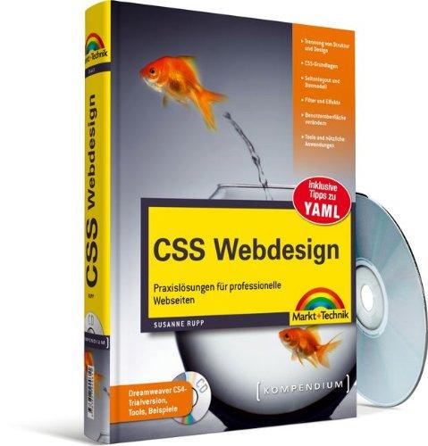 CSS Webdesign: Praxislösungen für professionelle Webseiten (Kompendium/Handbuch)