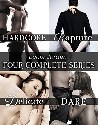 Lucia Jordans Four Collection Hardcore ebook
