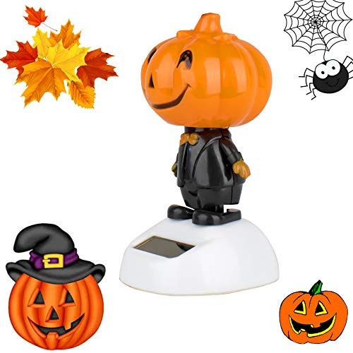 1X Customerfirst Solar Dancing Witch Halloween Toy -