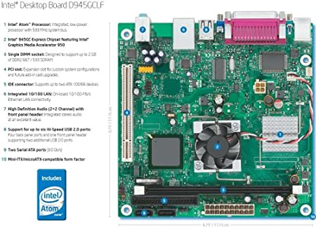 INTEL D945GCLF DRIVER FOR WINDOWS 10
