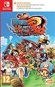 One Piece: Unlimited World - Red Deluxe Edition (Code In A Box ...