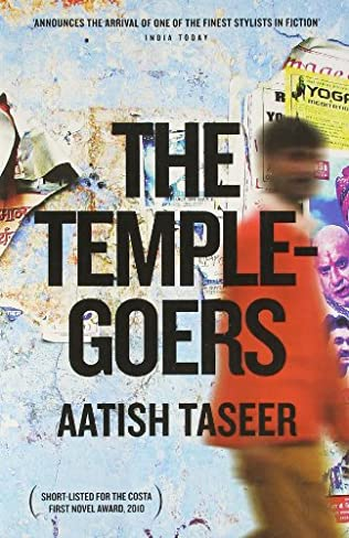 book cover of The Temple-Goers