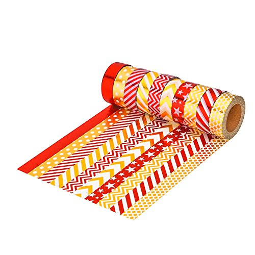 Mudder Decorative Scrapbooks Wrapping Supplies