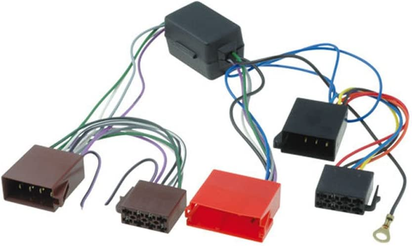 Amazon.com: Amplified Car ISO Wiring Harness Adaptor Loom for Audi A2, A3,  A4, A6, A8, TT with BOSE: Automotive | Audi Tt Trailer Wiring Harness |  | Amazon.com