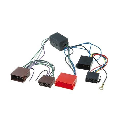 51tfV6OSXdL._SY463_ amazon com audi a2, a3, a4, a6, a8, tt bose amplified car iso Mazda Bose Amp Wiring Diagram at webbmarketing.co