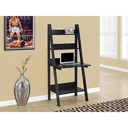 Best Monarch Writing Desks - Monarch Ladder Style Computer Desk, 61