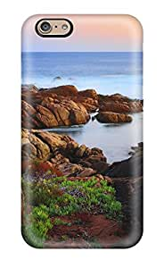 Hot Case Cover Rocks By The Water Iphone 6 Protective Case