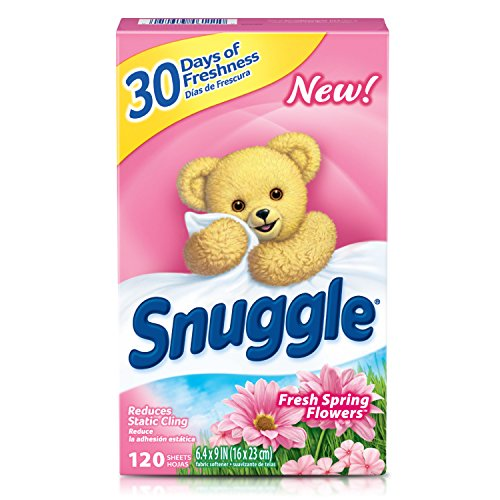 snuggle-fabric-softener-dryer-sheets-fresh-spring-flowers-120-count