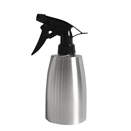 Amazon.com: Pueri Spray Bottle Stainless Steel Garden Plant ...