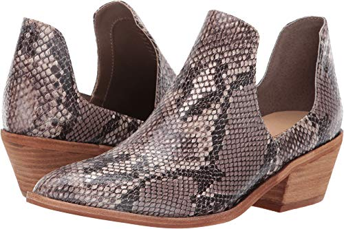 Chinese Laundry Women's Focus Bootie Light Brown Snake 8.5 M US