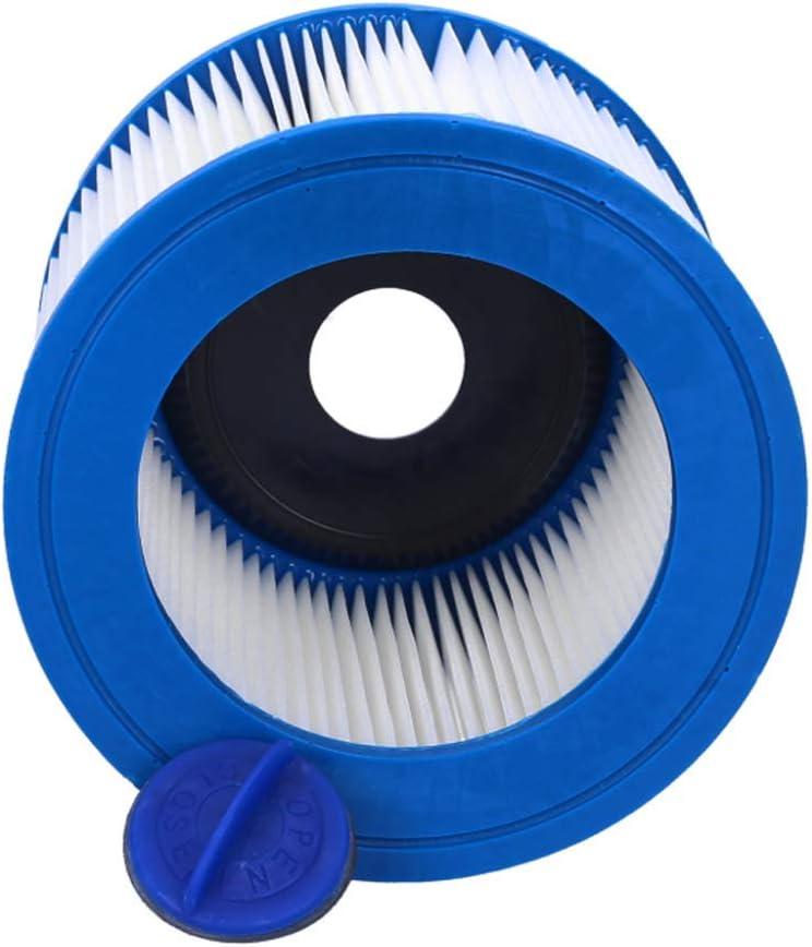Pour usage sec Wessper Cartouche filtrante pour aspirateur Karcher K2111
