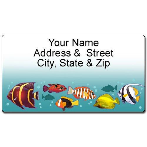 Fish Address Labels - 2