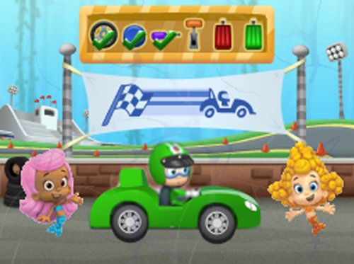 Nickelodeon Bubble Guppies - Nintendo DS by 2K (Image #7)