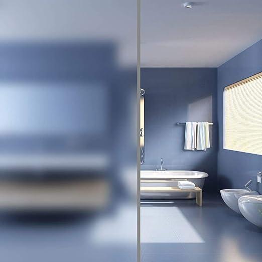 vidaXL 140895 - Lámina de privacidad autoadhesiva (0,9 x 10 m, PVC, mate, tamaño único): Amazon.es: Hogar