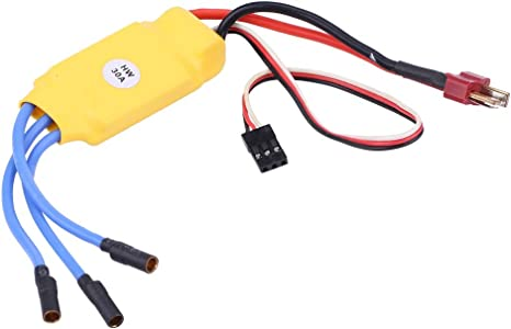 XXD HW30A Brushless ESC 30A 2-3s Electric Speed Control For Airplane Quadcopter