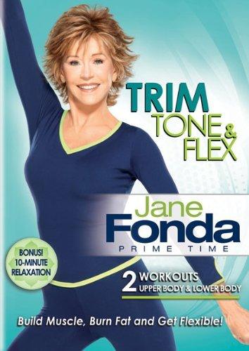 Jane Fonda Prime Time: Trim, Tone & Flex [DVD] (The Best Flex Com)