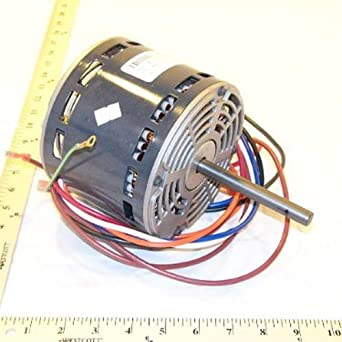 1013341 tempstar oem furnace blower motor 1 2 hp 115 for 1 4 hp furnace blower motor