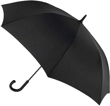 Paraguas Hombre automático. Paraguas Vogue Negro. Antiviento y con ...
