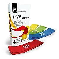 1x1SPORT Performance Loop Fitnessband - Gymnastikband, Miniband,...