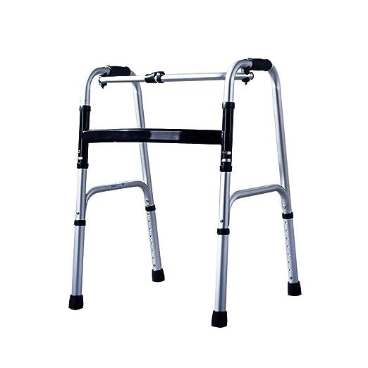 YXMxxm Andador Plegable - Ayuda de Movilidad médica para ...