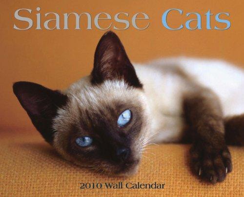 (Siamese Cats 2010 Calendar)