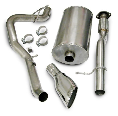 """CORSA 14246 Twin Pro-Series 4"""" Sport Exhaust System"""
