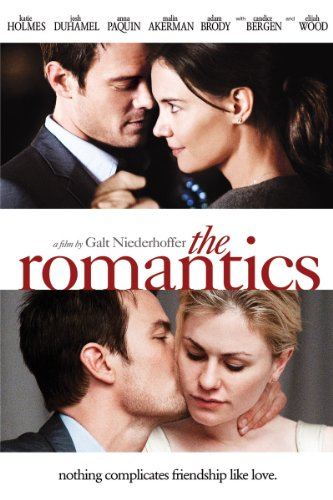 The Romantics (Best Romantic Comedies On Amazon Prime)
