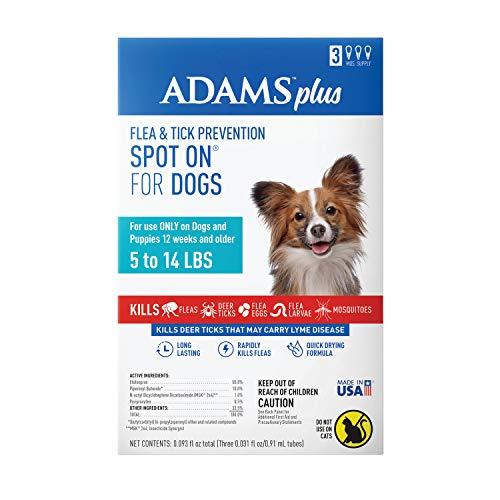 Adams Plus Flea & Tick Prevention Spot