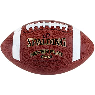 Spalding NeverFlat Football - Full Size