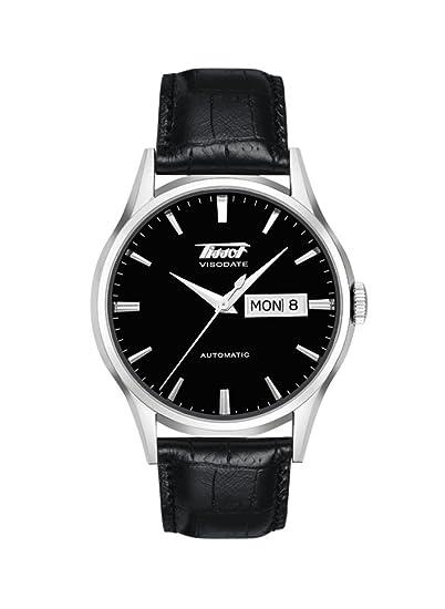 Tissot Men s Visodate Automatic Black Watch  Tissot  Amazon.ca  Watches 98102ab1f5
