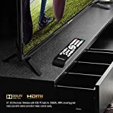 """SANSUI TV LED Televisions 32"""" 720p TV with Flat Screen TV, HDMI PCA Input High Definition and Widescreen Monitor Display 2 HDMI (2018 Model)"""