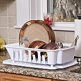 Sterilite 06418006 Large 2-Piece Sink