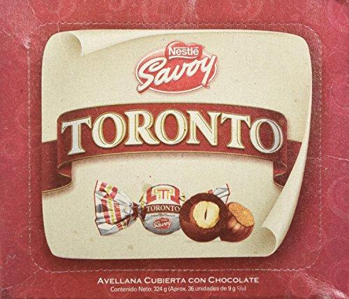 Nestle Toronto Chocolate Covered Hazelnut