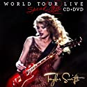 Swift, Taylor - Speak Now World Tour Live (+DVD) [Audio CD]<br>$769.00