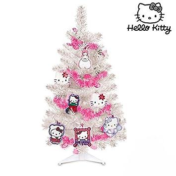 arbol de navidad edicin especial hello kitty arbol navidad pequeo cm con adornos