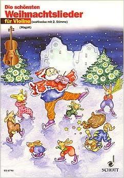 Die Schönsten Weihnachtslieder Texte.Die Schönsten Weihnachtslieder Für 1 2 Violinen Mit Text Dieses