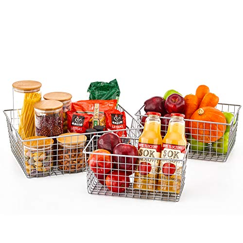 wire baskets for pantry - 8