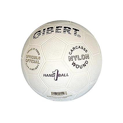 Balón de balonmano Gibert talla 1 Ultra resistente: Amazon.es ...